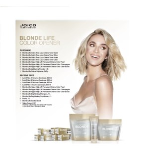 JOICO BLONDE LIFE COLOR OPENER