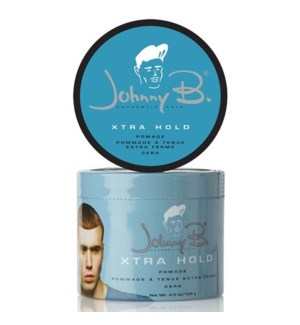 JOHNNY B XTRA HOLD POMADE 4oz