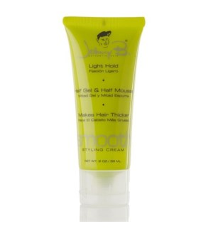 JOHNNY B SMOOTH STYLING CREAM 2oz TUBE