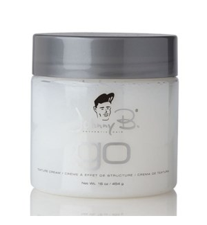 DISC//JOHNNY B GO TEXTURE CREAM 16oz