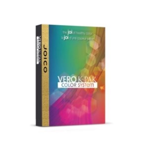 JOICO K-PAK SWATCH BOOK