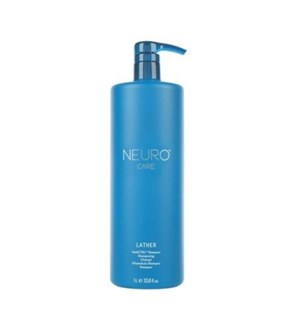 PM NEURO LATHER HEATCTRL SHAMPOO LITRE