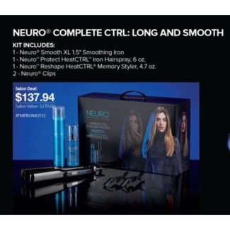 PM NEURO COMPLETE CONTROL LONG AND SMOOTH