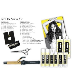 PM NEON SALON KIT (3 BOXES)