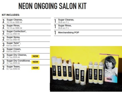 PM NEON ONGOING SALON KIT (NSDSLC18)//2019