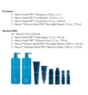 PM NEURO WASH HOUSE REPAIR&RESTORE KIT(SPECIAL ORDER)//JA'19