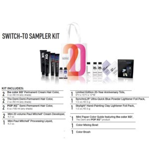 PM SWITCH-TO SAMPLER KIT (PHTBS18)//2018