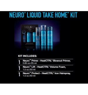 PM NEURO LIQUID TAKE HOME KIT (NUSTKC18)//2019