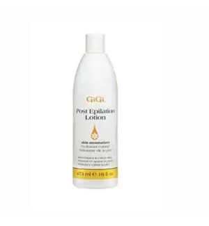 GIGI POST EPILATION LOTION 16OZ