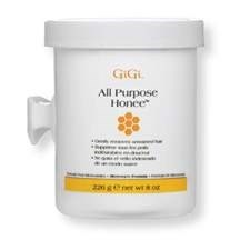 GIGI MICROWAVABLE ALL PURPOSE HONEE 8OZ
