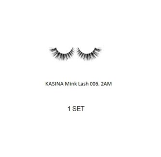 KASINA MINK LASHES - 2AM - 1 SET