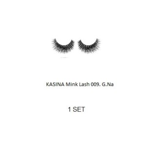 KASINA MINK LASHES - G.Na - 1 SET