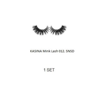 KASINA MINK LASHES - SNSD - 1 SET