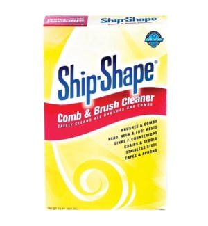 KR SHIP SHAPE POWDER 2LB