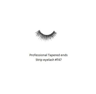 KASINA PRO LASH - TAPERED ENDS - STRIP EYELASH #T47-1 SET