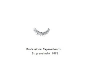 KASINA PRO LASH - TAPERED ENDS - STRIP EYELASH #T747S-1 SET