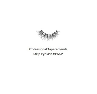 KASINA PRO LASH - TAPERED ENDS - STRIP EYELASH #TWSP-1 SET