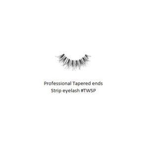 KASINA PRO TAPERED ENDS STRIP EYELASH #TWSP (1 SET)