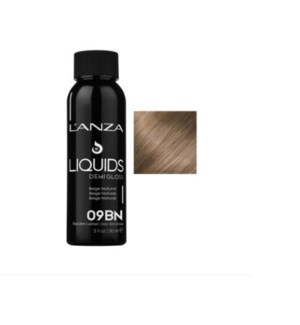 L'ANZA HC LIQUIDS DEMI GLOSS 9BN LIGHT BEIGE BLONDE NAT 90ML