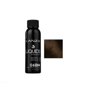 L'ANZA HC LIQUIDS DEMI GLOSS 6BN DARK BEIGE BLONDE NAT 90ML