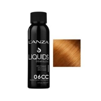 L'ANZA HC LIQUIDS DEMI GLOSS 6CC DARK ULTRA  COPPER BL  90ML