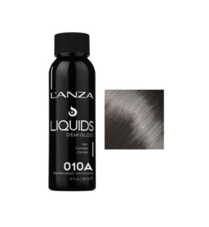 L'ANZA HC LIQUIDS DEMI GLOSS 10A ULTRA LIGHT ASH BLOND  90ML