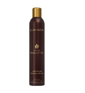 L'ANZA KHO LUSTROUS FINISHING SPRAY 500ML
