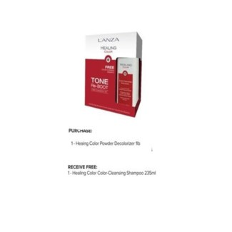 L'ANZA HEALING COLOR TONE RE-BOOT KIT//ND'17