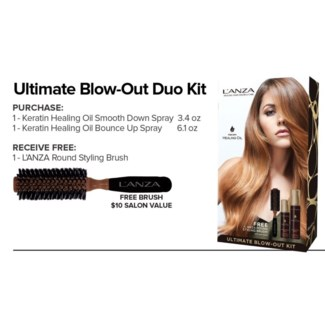 L'ANZA ULTIMATE BLOW-OUT DUO KIT//MA'19