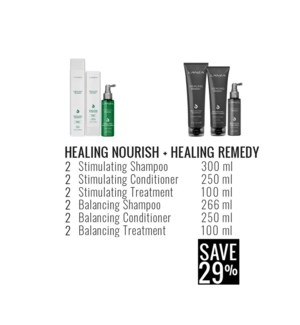 L'ANZA HEALING REMEDY & HEALING NOURISH OFFER//2019