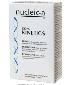 CO-A KINETICS PERM