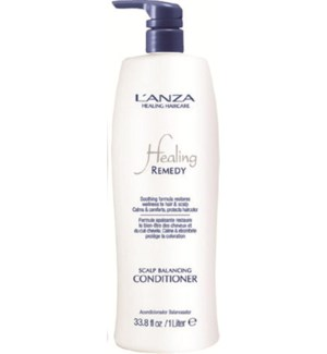 L'ANZA HEALING REMEDY SCALP BALANCING CONDITIONER LITRE