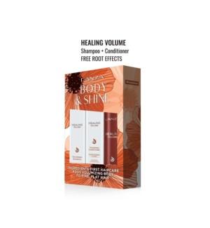 L'ANZA HEALING VOLUME HOLIDAY TRIO BOX  HD'19