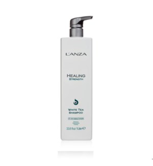L'ANZA HEALING STRENGTH WHITE TEA SHAMPOO LITRE