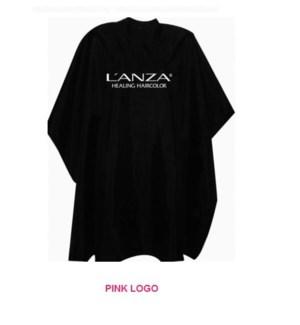 LN HC PINK/BLACK CUTTING  CAPE