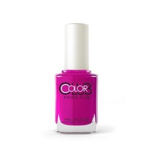 COLOR CLUB - POPTASTIC - MRS ROBINSON - NAIL LAQUER
