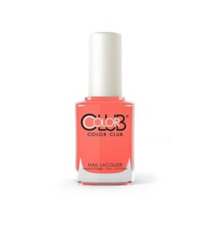 COLOR CLUB - POPTASTIC -ONE LOVE COLOR - NAIL LAQUER