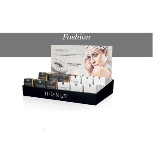 THRINGS - HAIR RINGS - FASHION - 48PC DISPLAY