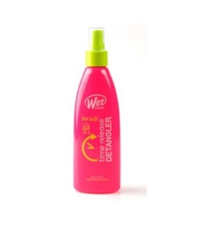 WET BRUSH TIME RELEASE DETANGLER SPRAY 8OZ - KIDS