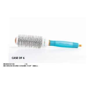 "MO SMALL ROUND BRUSH 1 3/8 ""  CASE OF 6"
