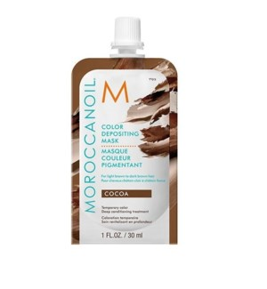MO COLOR DEPOSITING MASK PACKETTE 30ML - COCOA