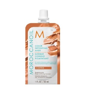 MO COLOR DEPOSITING MASK PACKETTE 30ML - COPPER