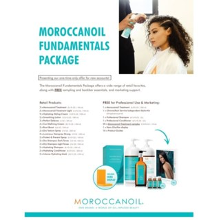MOROCCANOIL FUNDAMENTALS//2019 (NEW MO SALONS ONLY)