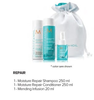 MO REPAIR BEAUTY IN BLOOM PROMO KIT//MA'19