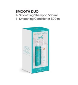 MO SMOOTH SH/CO 500ML DUO  JF'20