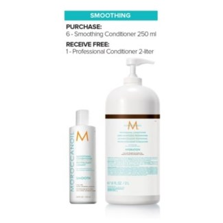 MO 6 (250ML) SMOOTHING CONDITIONER + 2L CONDITIONER//MJ'19