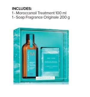 MO TREATMENT 100ML WITH SOAP DUO JA'19