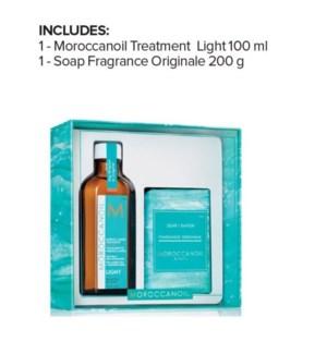 MO TREATMENT LIGHT 100ML WITH SOAP DUO JA'19