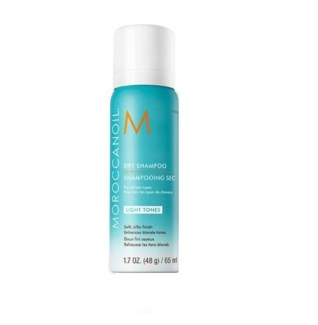 MO DRY SHAMPOO LIGHT TONES 65ML TRAVEL SIZE//NEW