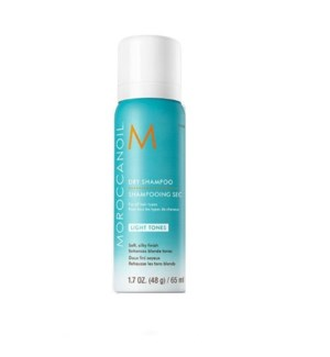 MO DRY SHAMPOO LIGHT TONES 65ML TRAVEL SIZE